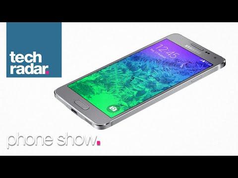 Samsung Galaxy Alpha and Samsung Galaxy S5 Mini: The Phone Show