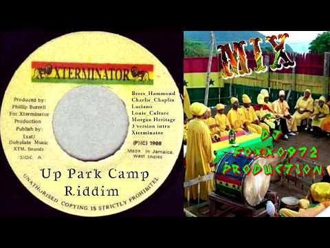 Up Park Camp Riddim - (1998) Original [Xterminator] MIX by Dj FoXXo972 PRODUCTION 2K17