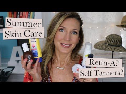 Summer + Anti Aging Skincare Q&A
