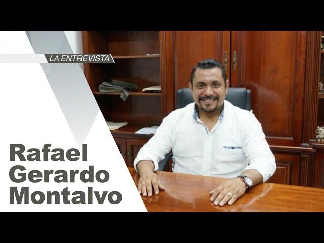 La Entrevista: Rafael Gerardo Montalvo, Presidente municipal de Ticul, Yucatán