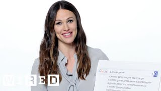 Jennifer Garner Answers the Web's Most Searched Questions   WIRED by : WIRED