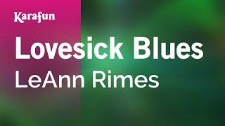 Karaoke Lovesick Blues - LeAnn Rimes *
