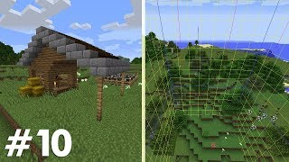 spawn chunk alanini buldum at çiftliği 10 minecraft survival 1 12 2