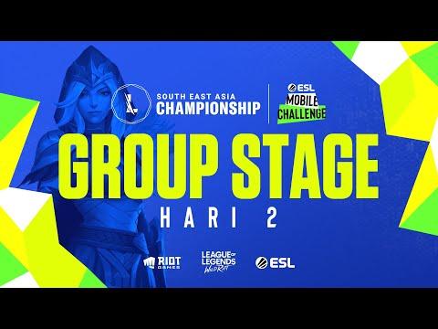 ESL Malaysia - Wild Rift SEA Championship 2021: Group Stage