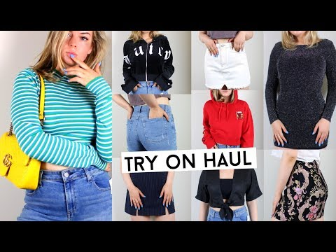 THE BIGGEST TRY ON HAUL EVER! Fashion Nova, Gucci, Urban