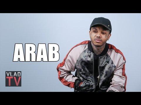 Arab on Soulja Boy Kicking Him Off SODMG After BB Gun Hotel Incident