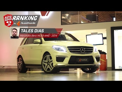 MERCEDES BENZ ML63 AMG - RANKING AUTO SUPER 2ª Temporada (by avantgarde) | #09