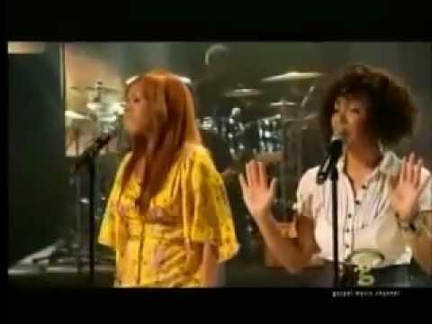 Mary Mary - I worship you (live)