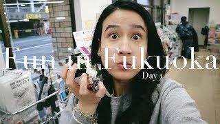 Gambar cover FREAKING OUT IN 7-ELEVEN!   Fukuoka Day 1   Karla Aguas