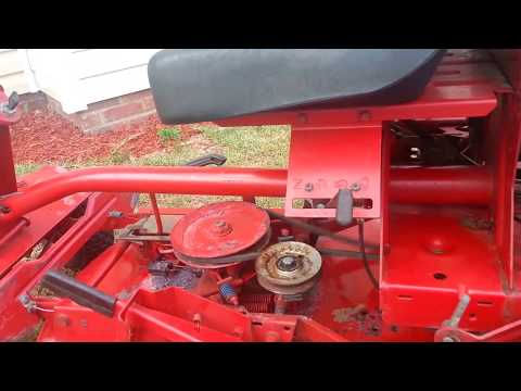 repair tested   fixed  surging mower engine youtube