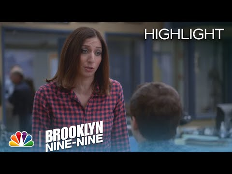 Jake Asks For A Top Secret Favor | Season 3 Ep. 8 | BROOKLYN NINE-NINE