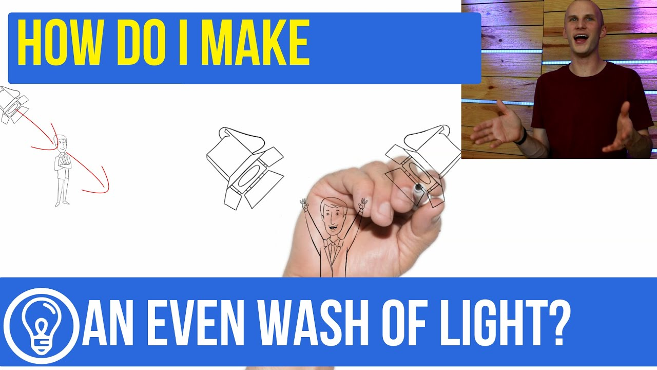 How do I Create an Awesome, Even Wash of Stage Light? – Learn Stage