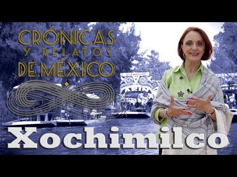 Crónicas y relatos de México - Xochimilco (20/06/2013)