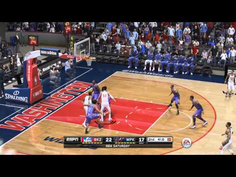 NBA Live 15 | Ultimate Team | BKZ vs WPK GM 3