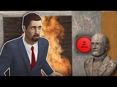 DANGEROUS ESCAPE ROOM! - Garry's Mod Gameplay - Escape Room Challenge