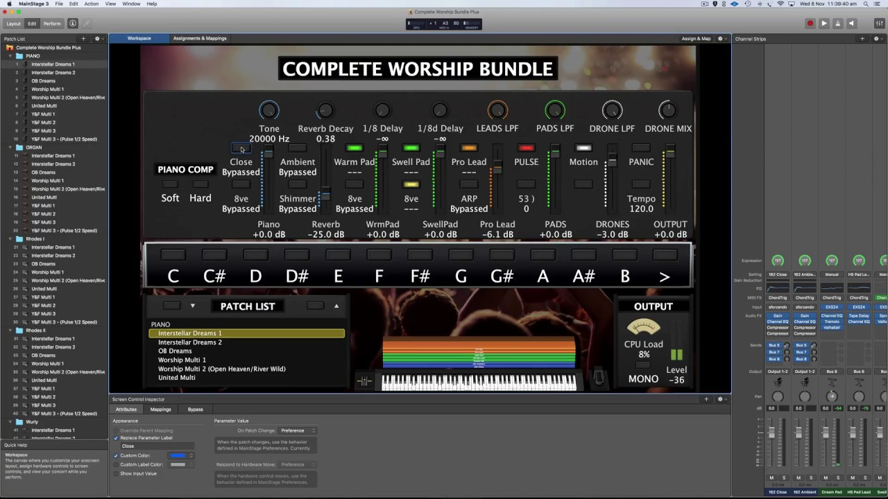 Installing Complete Worship Bundle – All Articles