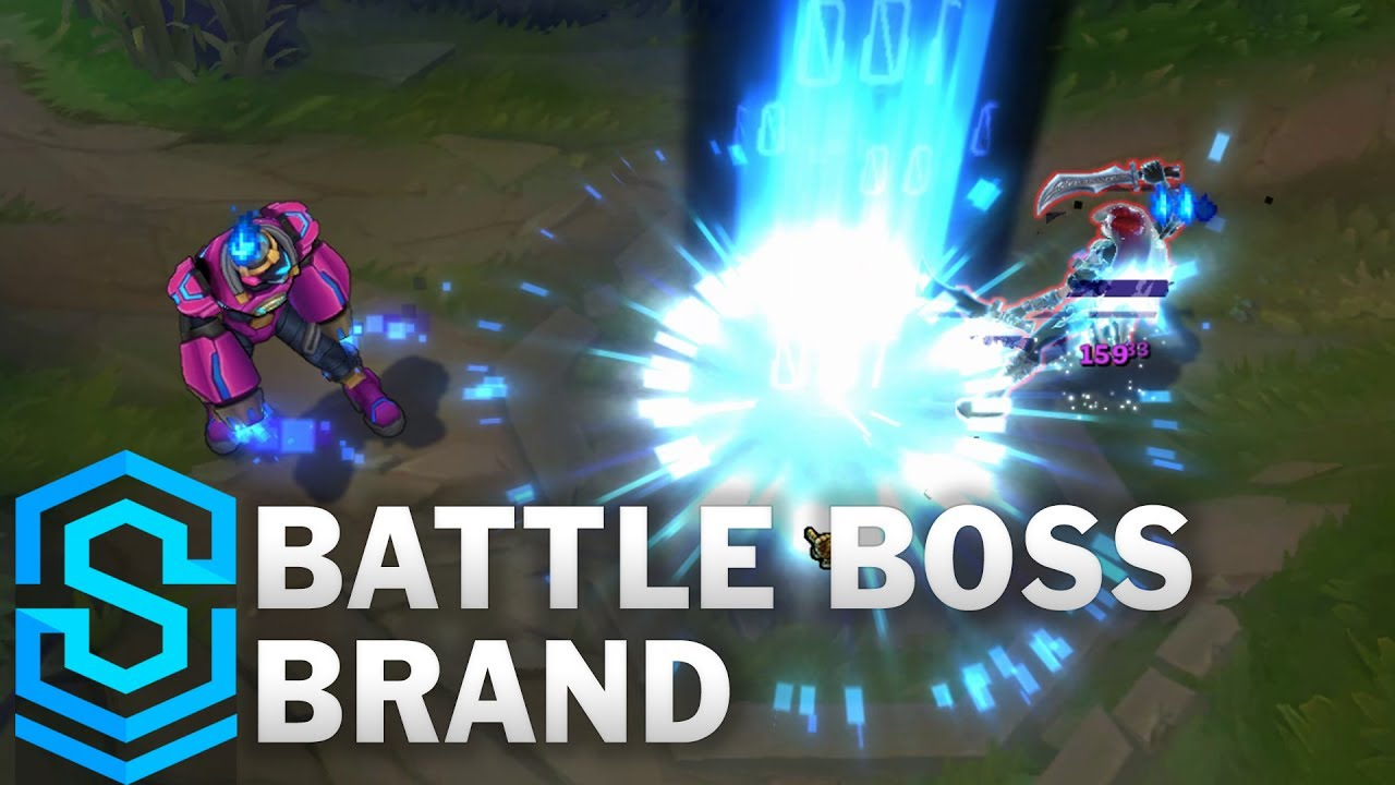 lol how to play brand