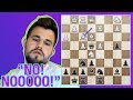 """""""My queen is trapped!""""   Magnus Carlsen vs. chess24 user ginkobiloba"""