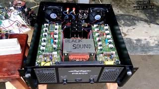 Test power yiroshi pake Trafo 25 Amper