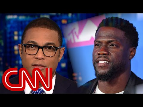 Kevin Hart: Not my dream to be LGBT ally