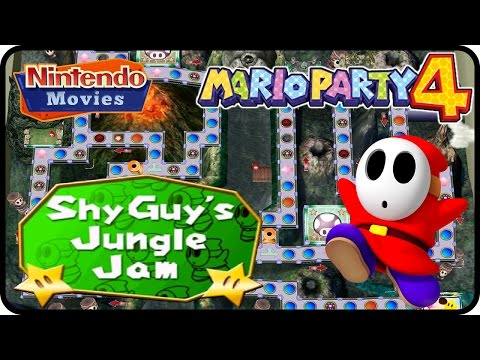 Mario Party 4 - Shy Guy's Jungle Jam (Multiplayer)