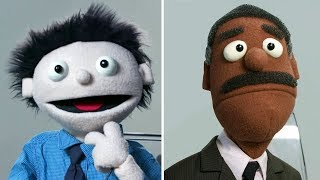Do These Puppets Have More In Common Than You Think? | Reverse Assumptions