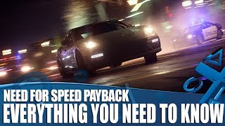 Need For Speed Payback - Everything You Need To Know