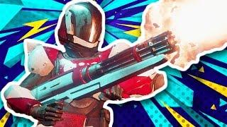 DESTINY 2 | BEWARE The NEW Striker Titan PvP Gameplay