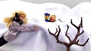 Мультик Барби: где Штеффи? Играем в куклы