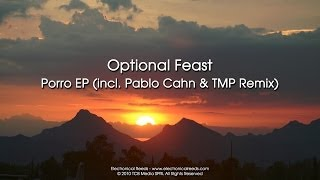 Optional Feast - Porro EP (incl. Pablo Cahn & TMP Remix)