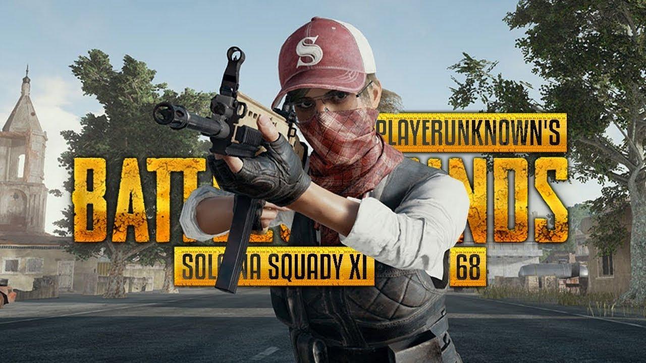 Playerunknown's Battlegrounds (PL) #68 – Solo na Squady XI (Gameplay PL / Zagrajmy w)