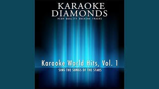 Break Up Song (Karaoke Version) (Originally Perfomed By Jada)