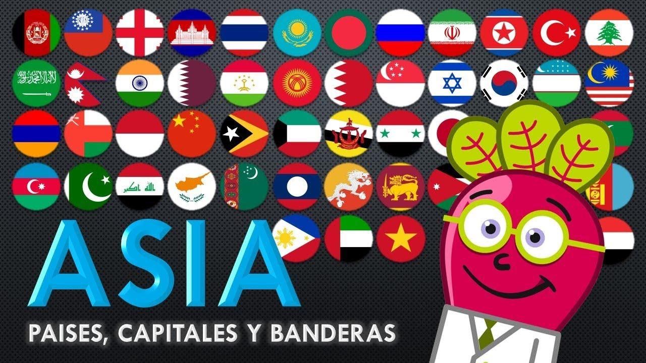 países africanos y sus banderas