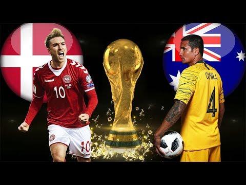 [Résumé] Danemark 1 - 1 Australie | Tous Les Buts !