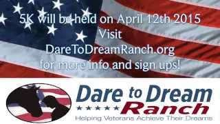 Dare To Dream Ranch 5K Promo