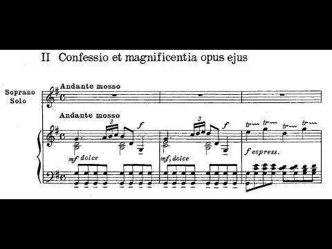 Pergolesi, Confitebor tibi Domine - II: