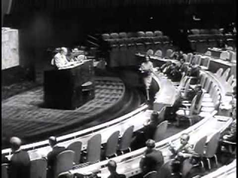 United Nations Speeches by Chaudhry Sir Muhammad Zafrulla Khan - Part 1