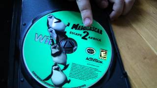 Madagascar 2 escape to (2) Africa wii game by Spiderman Jerry