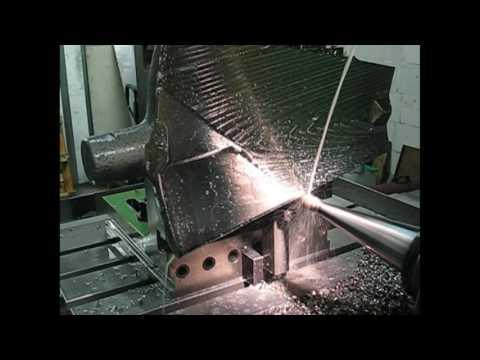 WOTAN RAPID-1 CNC KAPLAN WICKETGATE MASCHININNG