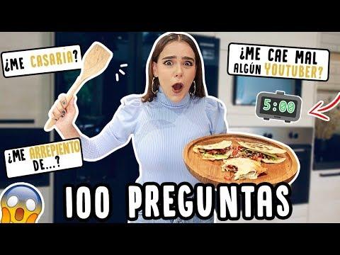 ¡100 PREGUNTAS EN