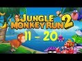 Jungle Monkey Run 2 | Adventure 11 to 20 | Jet's Channel