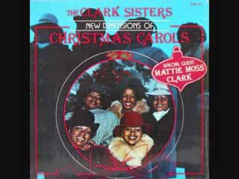 Silent Night by The Clark Sisters