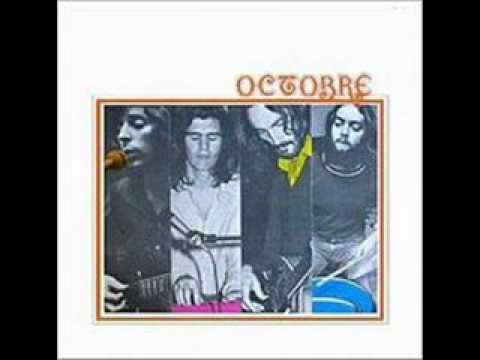 Octobre - La Maudite Machine
