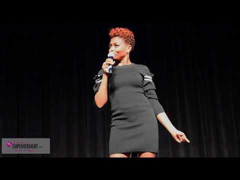 Taraji P. Henson Keynote Speech at Women's Empowerment Expo 2017