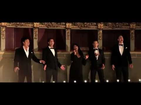Il Divo 'Who Wants To Live Forever' en duo avec Anggun