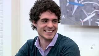 """Entrevista com o elenco de """"Hoje eu Quero Voltar Sozinho"""" no Metrópolis!"""