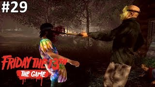 COUNSELOR BARU & JASON BARU! - Friday the 13th: The Game (Indonesia)