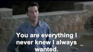 "[Movies Love Quotes] FOOLS RUSH IN - ""You are everything I never knew I always wanted"""