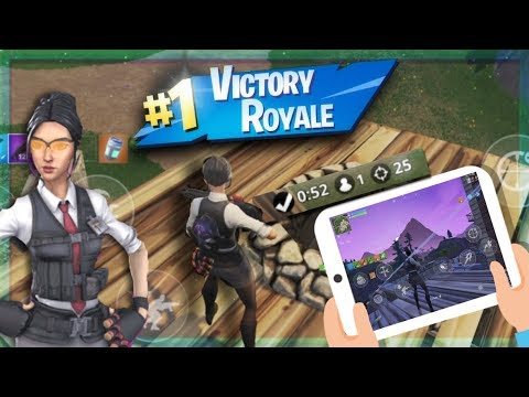 PRO Fortnite Mobile Player! Long Stream! Pro Plays ...