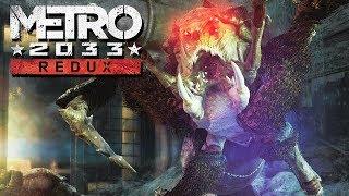 Metro 2033 Redux Gameplay German #15 - Sowjetische Mutanten
